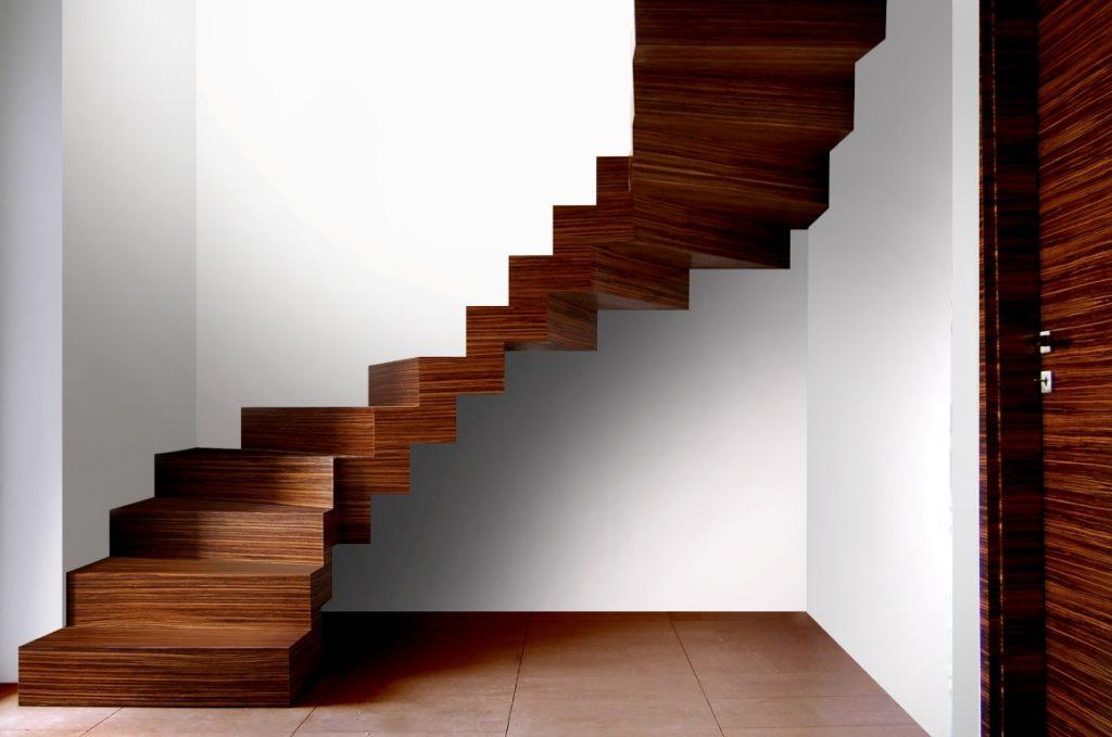 Oferta ze schodami drewnianymi