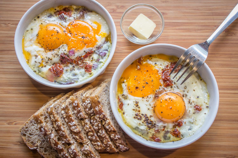 Śniadania wegańskie w kawiarni w Warszawie
