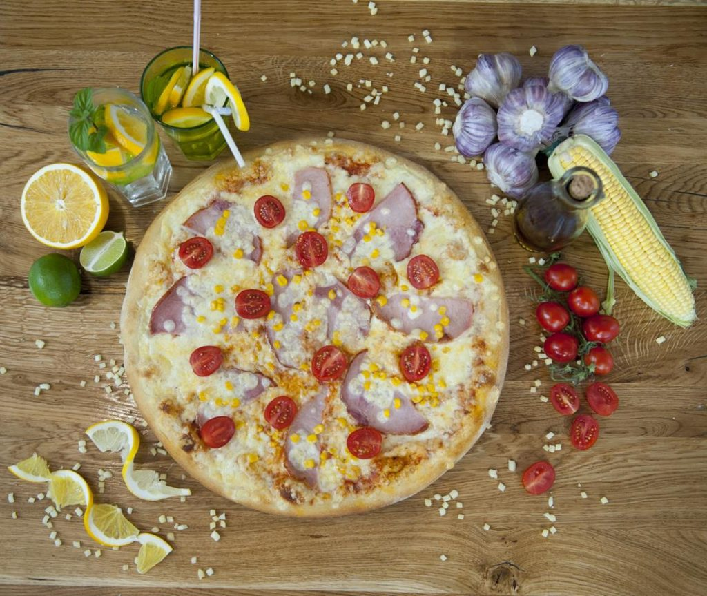 Pizza- krótka historia