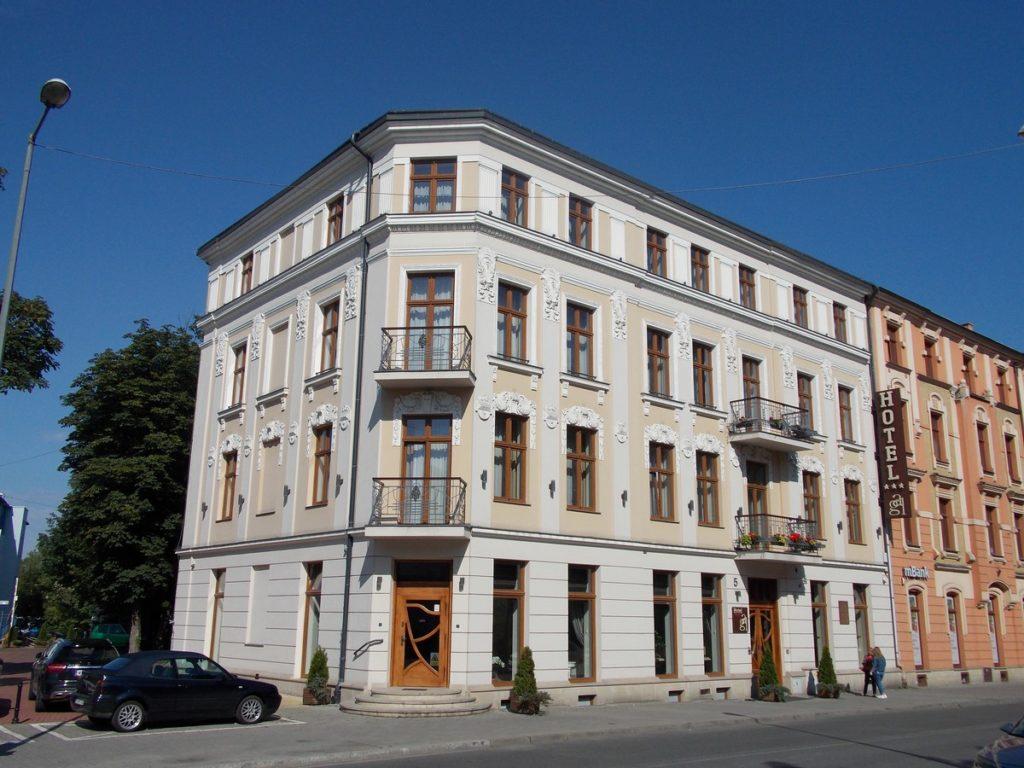 Budynek dawnego Hotelu Polskiego w Tarnowie