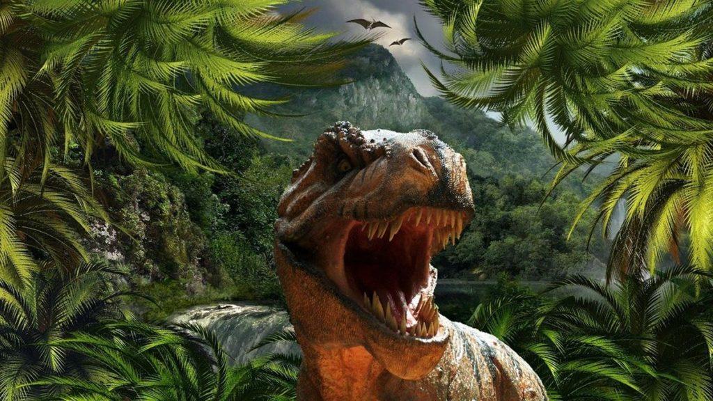 Park z dinozaurami to świetna rozrywka dla całej rodziny