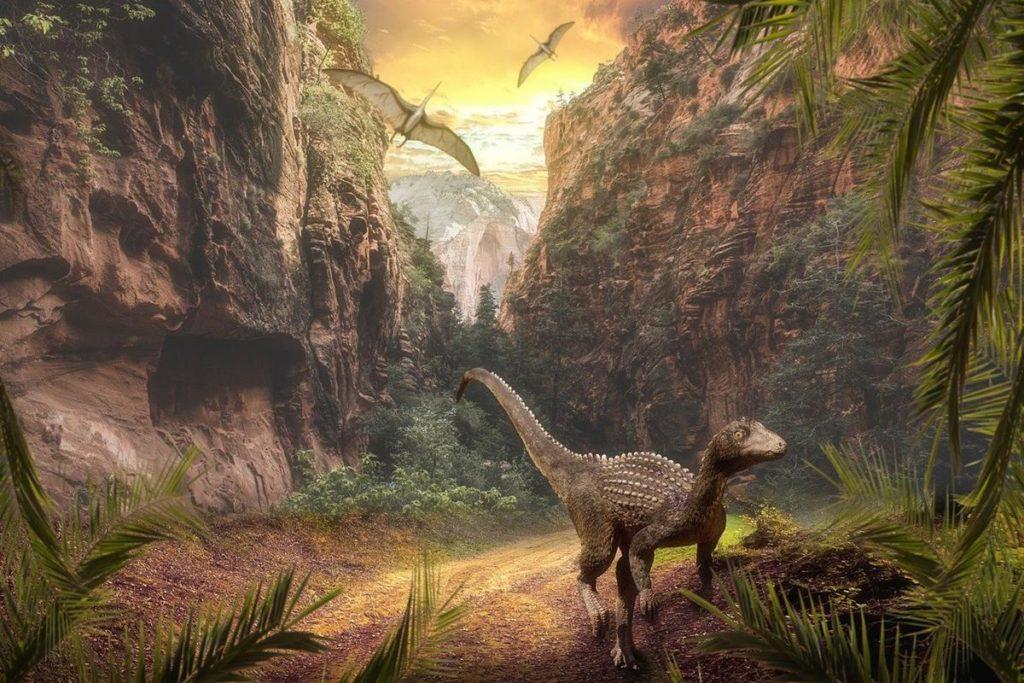 Niesamowity Park Dinozaurów w Krasiejowie